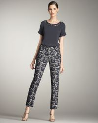 Erdem Connelly Lace Trousers - Lyst