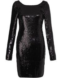 Haute Hippie Sequin Dress - Lyst
