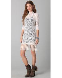 Pencey - Fringe Dress - Lyst