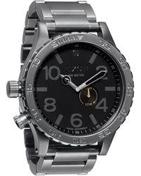 Nixon The 51-30 Watch - Lyst