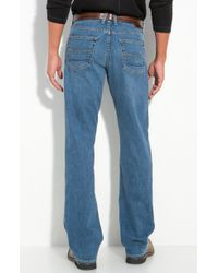 Agave | Waterman Relaxed Fit Straight Leg Jeans | Lyst