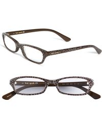 Kate Spade Willa Reading Glasses - Lyst