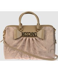 Moschino Cheap & Chic Moschino Cheapandchic - Large Leather Bags - Lyst