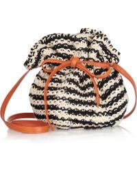 M Missoni - Medium Fabric Bag - Lyst