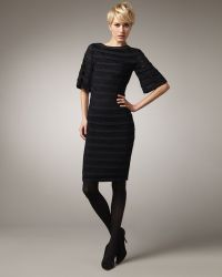 Rachel Roy Lace & Ribbon Dress - Lyst