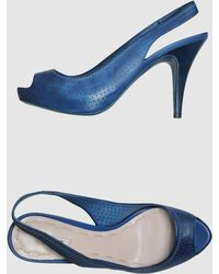 Miu Miu  Platform Sandals - Lyst