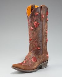 Old Gringo - Dimensional Embroidered Boot - Lyst