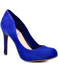 Jessica Simpson Calie - Blue Iris - Lyst