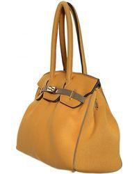 Leghilà - B-bag Large Neoprene Top Handle - Lyst