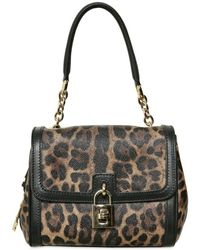 Dolce & Gabbana Small Dolce Bag Top Handle - Lyst