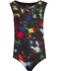 Osklen - Abstract Print Body - Lyst