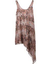 Rory Beca - Asymmetrical Dress - Lyst