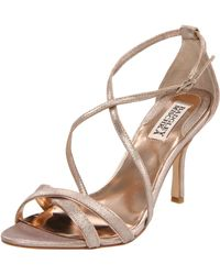 Badgley Mischka Womens Walda Sandal - Lyst