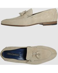 Alberto Guardiani Moccassins - Lyst