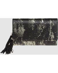Just Cavalli Medium Fabric Bags - Lyst