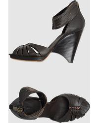 Obeline Platform Sandals - Lyst