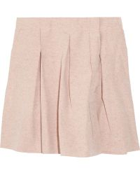 Bally - Silk Skirt - Lyst