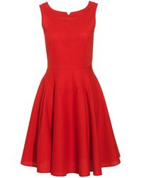 Boutique by Jaeger -  Bow Back Prom Dress - Lyst