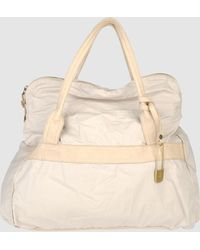 Sissi Rossi - Large Fabric Bag - Lyst