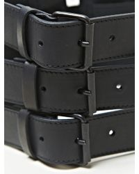 Damir Doma - Womens Bajali Triple Band Belt - Lyst