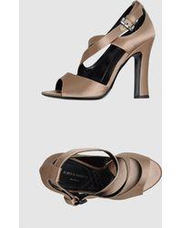 Alberta Ferretti  High-heeled Sandals - Lyst