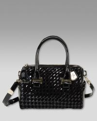 Cole Haan - Heritage Weave Patent Bag - Lyst