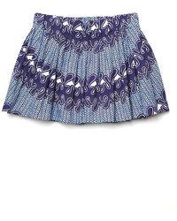 Thakoon - Bubble Print Pleated Skirt - Lyst