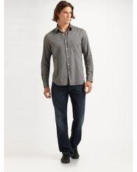 7 For All Mankind Austyn Straight-leg Jeans - Lyst
