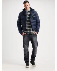 Gant by Michael Bastian Ski-style Straight-leg Jeans - Lyst