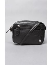 Nixon The Backstage Crossbody Bag in Black - Lyst