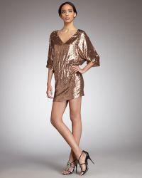 Haute Hippie Sequined Dress - Lyst