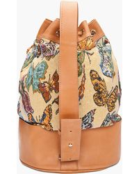 Jeffrey Campbell - Butterfly Bucket Bag - Lyst