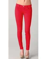 J Brand Zoey Super Skinny Jeans - Lyst