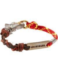 DIESEL -  Bfeno Bracelet - Lyst