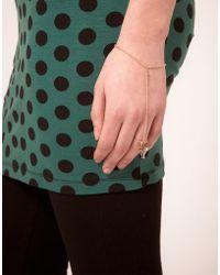 ASOS - Asos Cross Hand Harness - Lyst