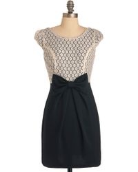 ModCloth A Lace in Mind Dress - Lyst
