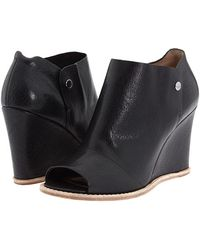 Belle By Sigerson Morrison Wedge Booties - Lyst