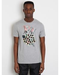 Marc Jacobs Mens Bäst T Shirt - Lyst