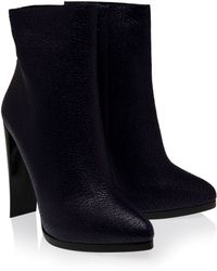 3.1 Phillip Lim Jayne Leather Boots - Lyst