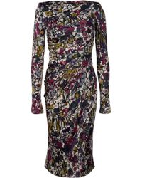 Eastland Multicolor Print Dress - Lyst