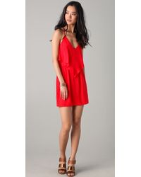 Rory Beca Rover Dress red - Lyst