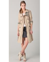 Gryphon - New Timeless Trench Coat - Lyst