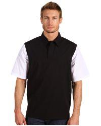 Y-3 M Short Sleeve Shirt - Lyst