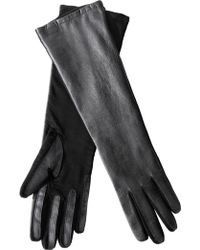 Coast Leather Gloves - Lyst