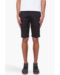 Diesel Black Chi Shorts - Lyst