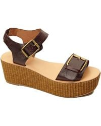 Lucky Brand Gracelynn Wedges - Lyst