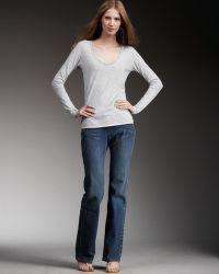 Christopher Blue - Travolta Boot-cut Jeans, Short - Lyst