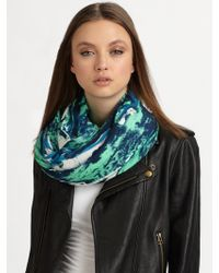 Kelly Wearstler - Silk Batik Scarf - Lyst
