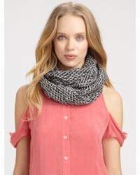 Kelly Wearstler - Scales Silk/cotton Scarf - Lyst