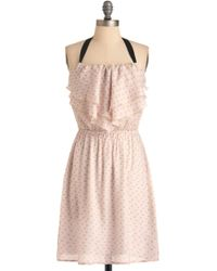 ModCloth A Date At The Beach Dress - Lyst
